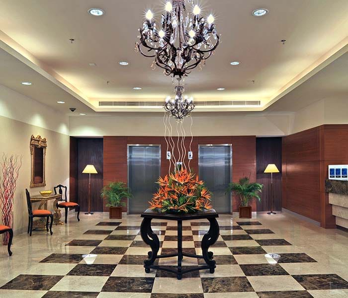 Hotels in  Thane - Fortune Park LakeCity