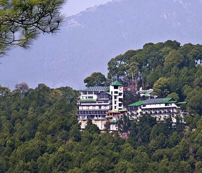 Hotels in McLeod Ganj - Fortune Park Moksha