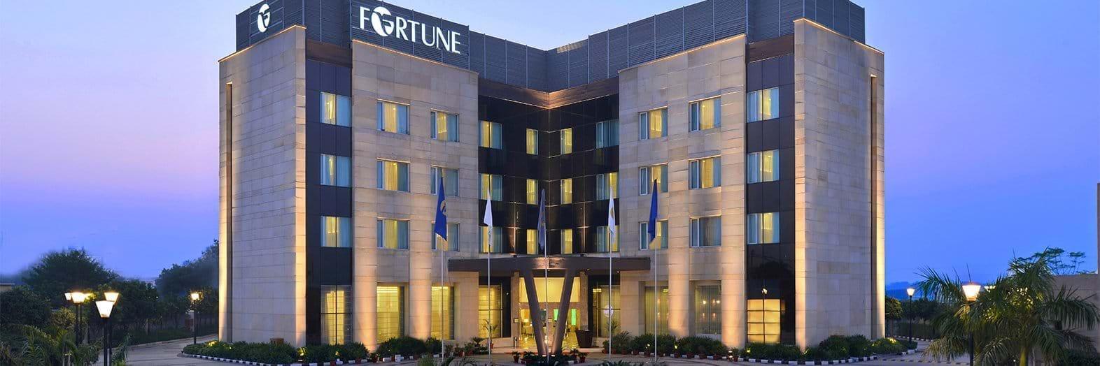 Gurgaon Fortune Park Orange Sidhrawali Fortune Hotels