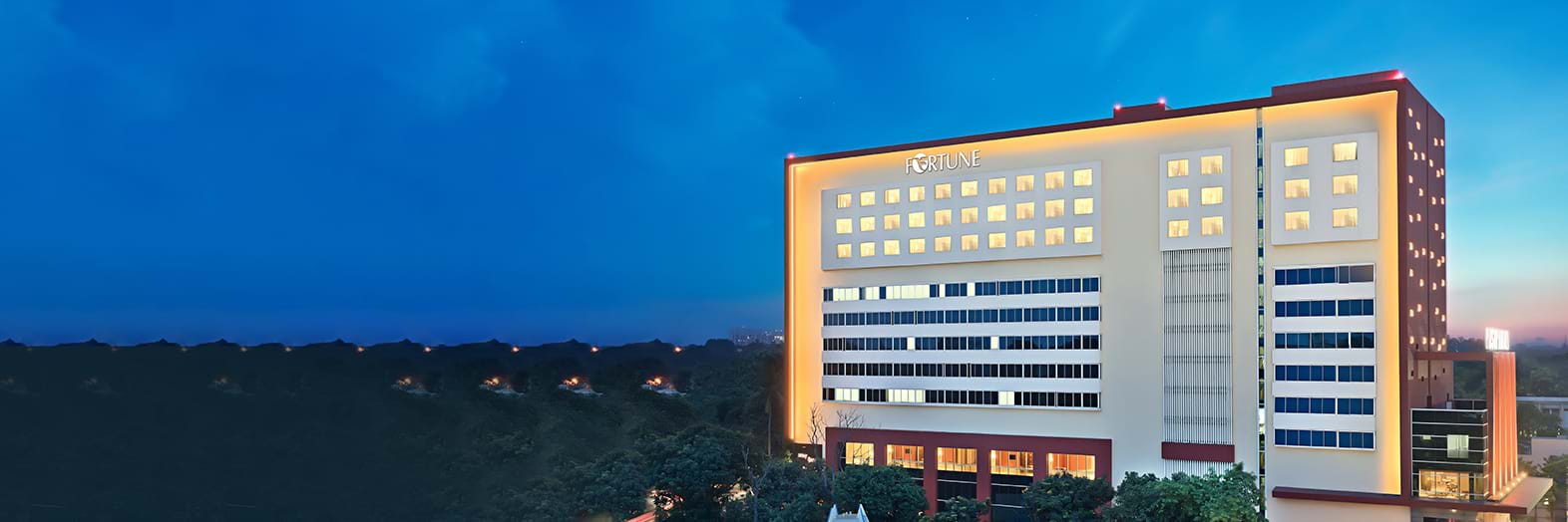 Hotels in Durgapur-Fortune Park Pushpanjali