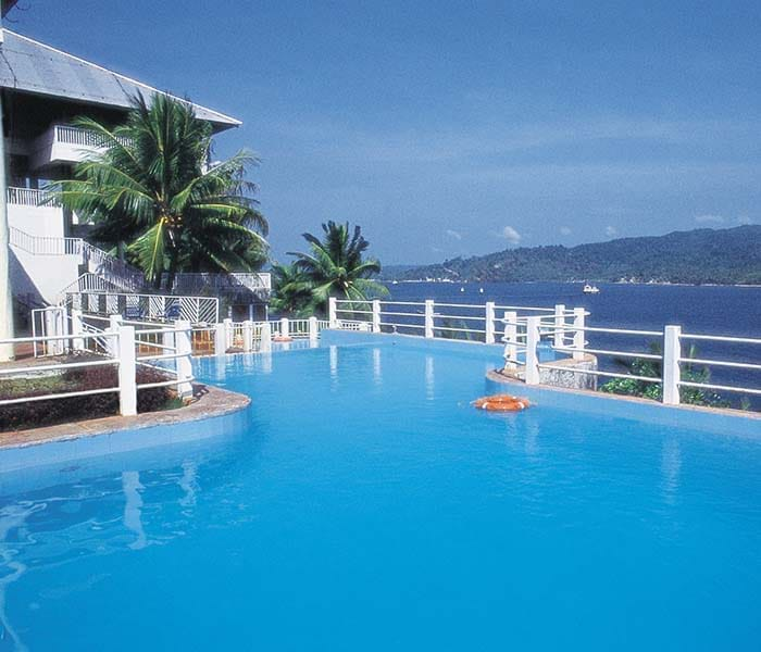 Hotels in Port Blair - Fortune Resort Bay Island