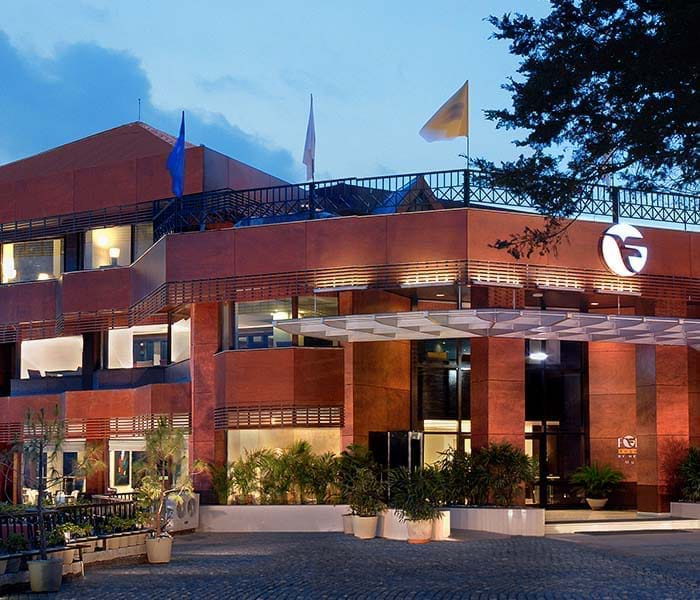 Hotels in Mussoorie - Fortune Resort Grace