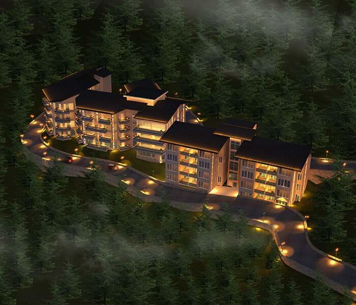 Fortune Select Cedar Trail Mashobra