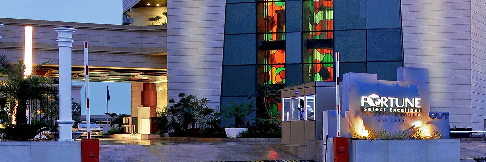 Hotels in Gurgaon - Fortune Select Excalibur