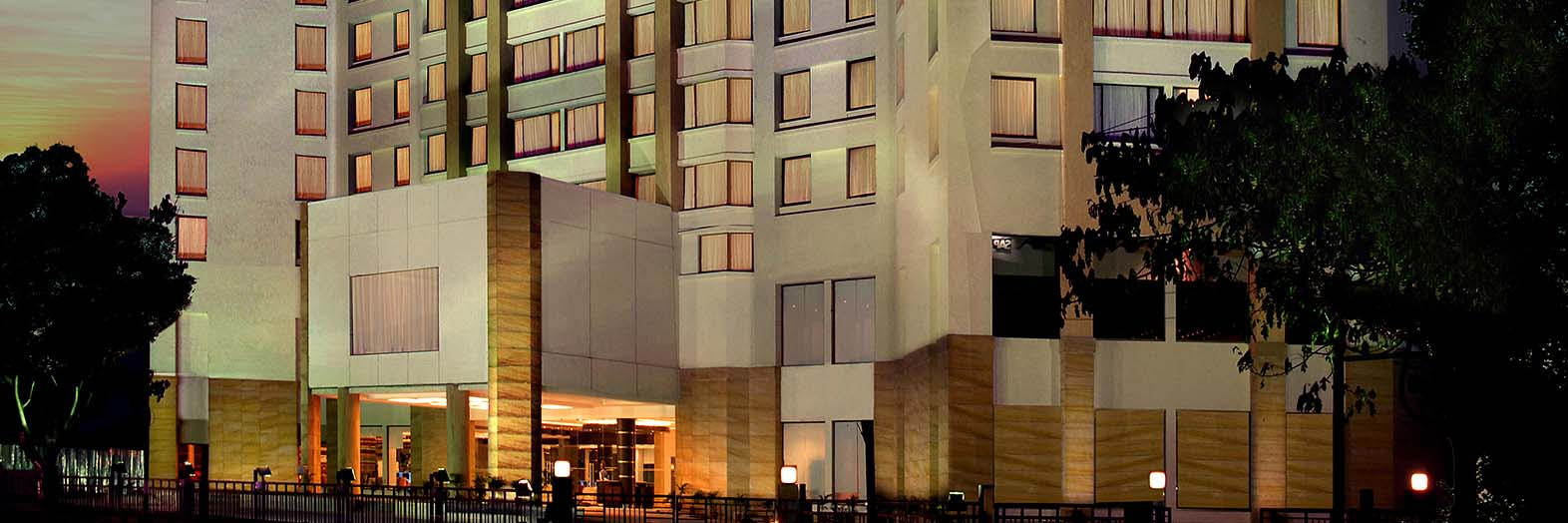 Hotels in Bengaluru - Fortune Select Trinity