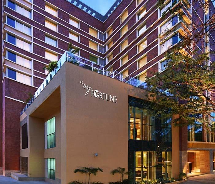 Hotels in Bengaluru  - My Fortune