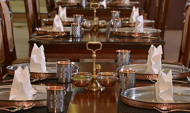 Dining in Tirupati
