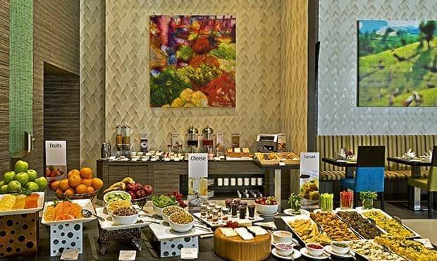 Dining in Dahej SEZ