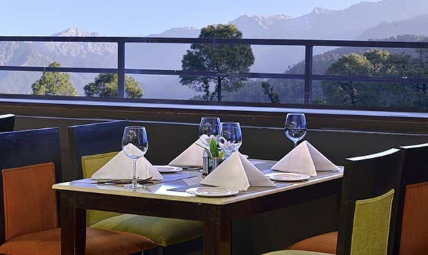 Dining in McLeod Ganj