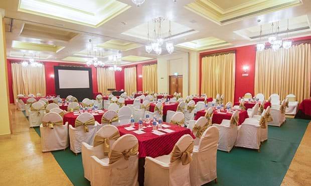 Abbe Faria Conference Hall