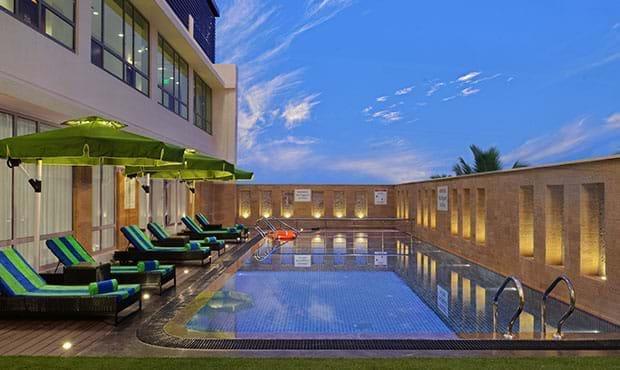 Facilities in Fortune Miramar, Goa