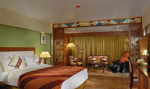 Services in Hyderabad Hotels