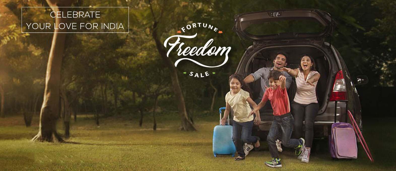 Freedom Sale