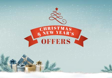 Xmas and NYE Offer