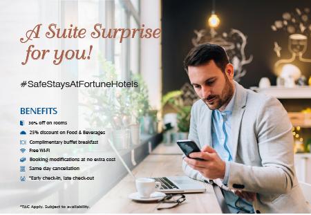 Suite Surprise